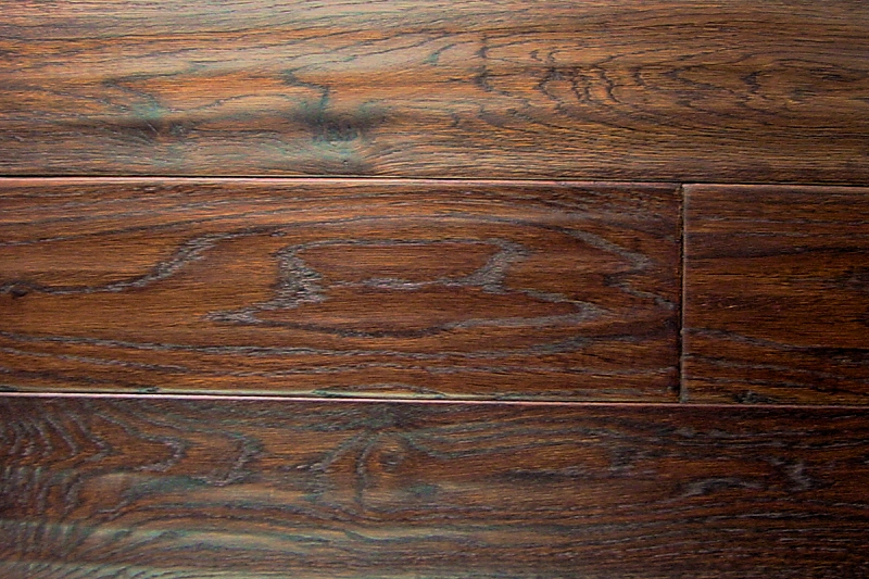 Hand Scraped Solid Wood Floors Authentic Rustic Beautiful