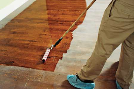 Hardwood Floor Refinishing Renews Their Beauty