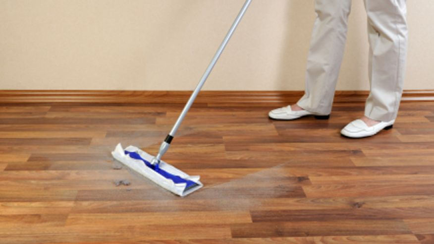 Spring Is In Excellent Time To Think About Cleaning Hardwood Floors