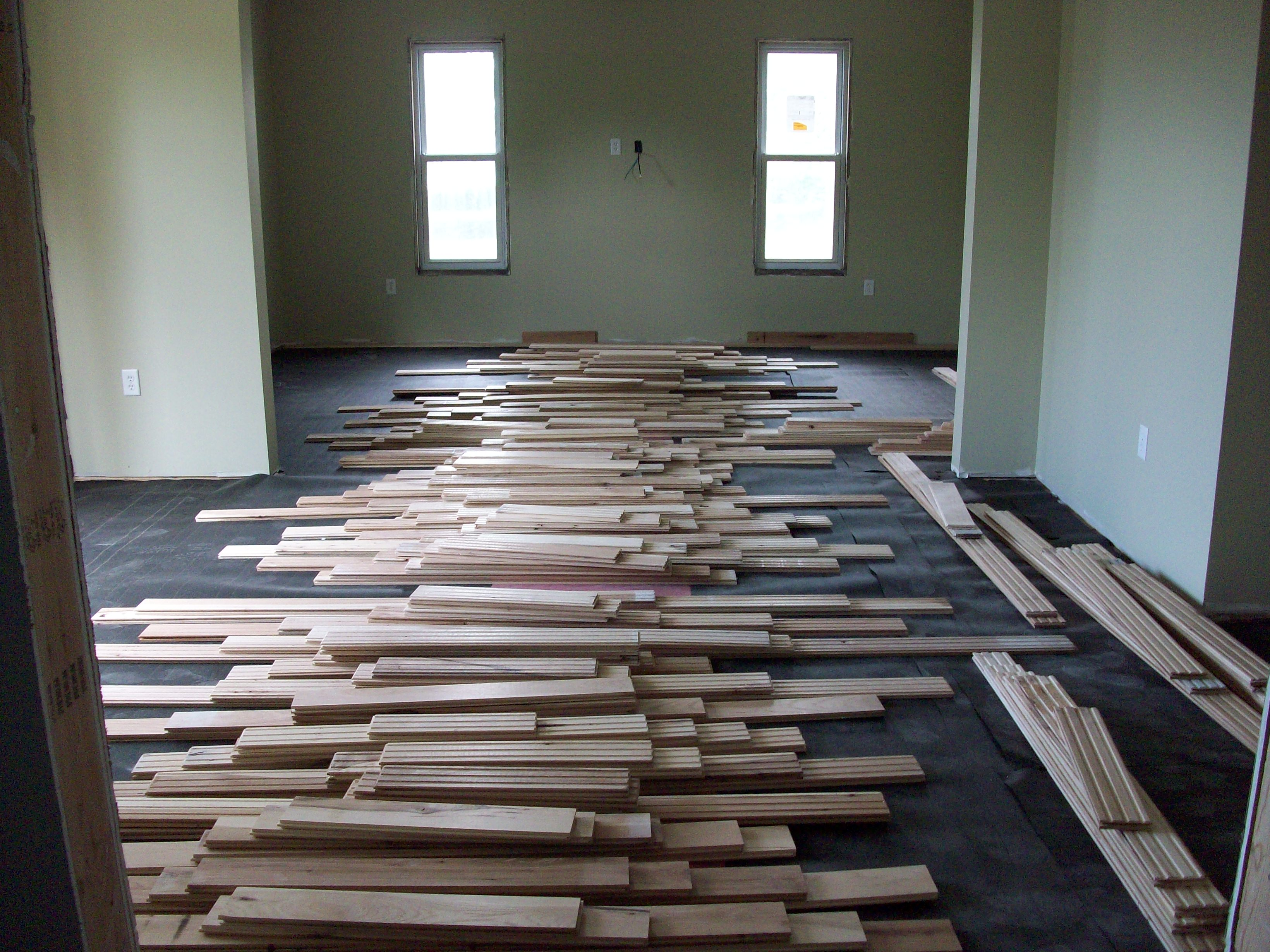 Hardwood flooring installation prep reno tahoe nv for Flooring installation