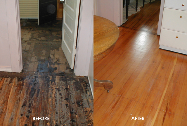 Hardwood Floor Finishing And Refinishing