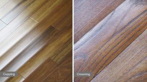climate affects hardwood flooring
