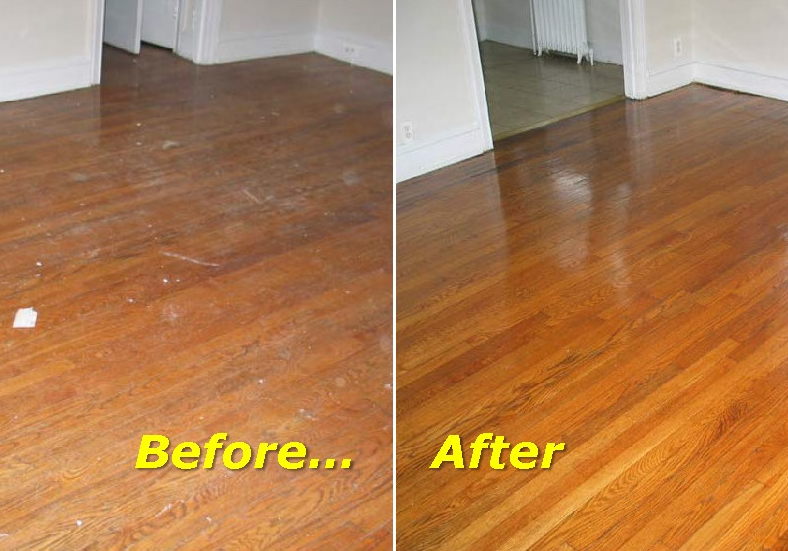 Refinish Worn Hardwood Floors Reno Tahoe Nevada