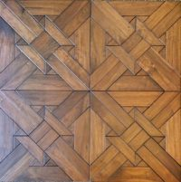 Parquet Hardwood Flooring - Vibrant Option | Reno, Tahoe, NV