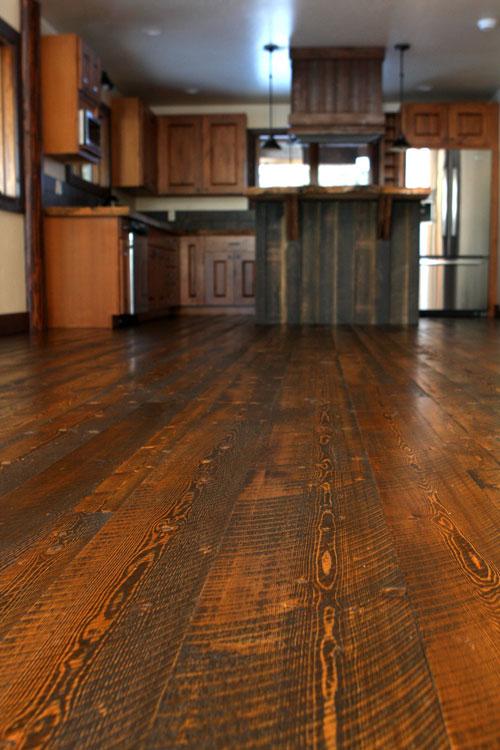 Natural Pine Floors