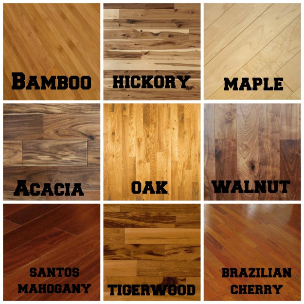 How to choose the right hardwood floor color thefloorsco for How to pick wood floor color